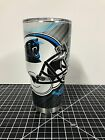 Yeti 20 OZ 30 OZ Custom Carolina Panthers Wrapped Cup Rambler Tumbler