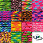 550 Paracord Cord Mil Spec parachute Rope Type III 7 Strand 10 20 50 100 feet