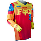 Fox Racing 180 Imperial Red Blue Yellow Jersey MX Motocross OffRoad Adult