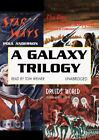 A Galaxy Trilogy :Star Ways/Druid's World/ Day the World Stopped UNABRID 12 CD's