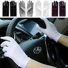 New Summer Women's Bridal Cycling Driving Anti UV Sun Protection Gloves Mittens