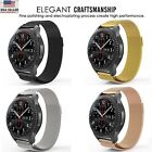 Milanese Magnetic Loop Steel Band Strap For Samsung Gear S3 Frontier / Classic