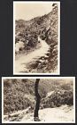2-Tennessee-Jellico-LaFollette-U.S. Hwy 25-Vintage Real Photo Postcard Lot