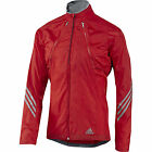 Adidas Supernova Adjustable Mens Running Jacket - Red