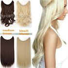Full Head Wire Headband One Piece Clip in on Hair Extensions Hair Extension TP