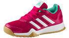 adidas Performance Interplay Lace K Kinder Hallenschuhe Sportschuhe Pink
