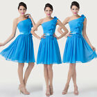 Crazy Sale Mini Homecoming Party Dresses Cocktail Evening Bridesmaid Ball Gown