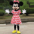 NEW Sale Mickey and Minnie Mouse Adult Mascot Costume Party Clothing Fancy Dress