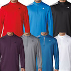 Adidas Golf 3-Stripes French Terry 1/4 Zip Pullover Training Mens Sweater Jumper
