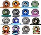 """Crazy Aaron's Thinking Putty 4"""" inch Tins Gold Silver (You Pick Color & Styles)"""