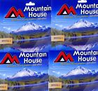 Mountain House Dried Meals Pouches Camping Food Emergency DofE Survival Prepping