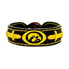 Team Color  Gamewear Leather Football Bracelet