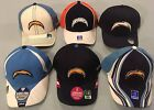 LOS ANGELES CHARGERS BOLT TEAM LOGO SELECT 1 OF 6 FLEX FIT NFL PRO CAPS REEBOK $16.99 USD on eBay