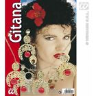Gipsy Set Necklace / Earrings Jewellery for Circus Fortune Teller Fancy Dress