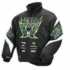 Arctic Cat Men's MED-TALL Lime Team Arctic Sponsor Snowmobile Jacket, 5250-143