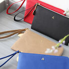 The Basic Prism Strap Wallet Purse Card Case Passport Mobile Mini Clutch Holder
