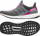 adidas Ultra Boost Ladies Running Shoes - Grey