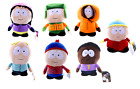 """NEW OFFICIAL 10"""" SOUTH PARK PLUSH SOFT TOYS CARTMAN KENNY KYLE STAN SOFT TOY"""