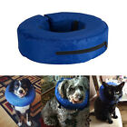 Inflatable Collar Dog E-Collar Pet Medical Wound Healing Protection Head Cone