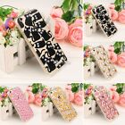 Clear Cute Pattern Hybrid Soft Bumper Hard Back Case Cover For iPhone 6 6s Plus