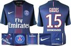 *16 / 17 - NIKE ; PSG HOME SHIRT SS / GUEDES 15 = SIZE*