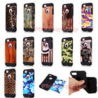 Hybrid Shockproof Armor Impact Hard Case Cover for iPhone 6/6S/7 / iphone 7 Plus