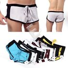 Men Trunks Sexy Underwear Household Shorts Boxer Shorts Bulge Undershort HC