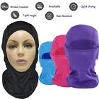 Bike ski helmets - Ski [9in1] Face Mask Motorcycle Running Cycling Balaclava for Cold/Hot Weather