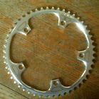 """NOS STRONGLIGHT 107 PISTA 1/8"""" 144bcd TRACK CHAINRINGS, 1980's"""
