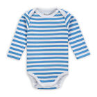 Cute Newborn Baby Girl Boy Long Sleeve Clothes Bodysuit Romper Jumpsuit Playsuit