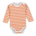 Newborn Baby Boys Girls Long Sleeve Cotton Romper Bodysuit Jumpsuit Outfits Set