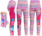 1Pcs cartoon Trolls pink Childrens printing Leggings girls Skinny trousers gift  image