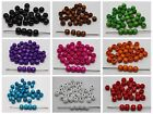 200 Round Wood Beads 10mm Wooden Beads Color for Choice