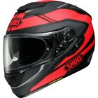 Shoei GT Air Full Face Motorcycle Motorbike Helmet Swayer TC1 Black/Red