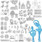 Metal Cutting Dies Stencil DIY Scrapbooking Album Paper Cards Decoration Crafts