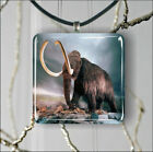 MAMMOTH PENDANT NECKLACE 3 SIZES CHOICE -kjm5Z