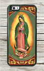 HOLY LADY OF GUADALUPE VIRGEN CASE FOR iPHONE 7 OR 7 PLUS -fgh5Z