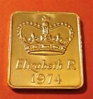 ROYAL MINT TOKENS 1971 to 1988 ALL TOKENS FROM PROOF SETS  FREE UK POSTAGE