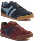 Gola Classics Gola Harrier Mens Suede Leather Trainers