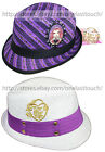 BERKSHIRE FASHION Girls FEDORA HAT Mattel EVER AFTER HIGH New! *YOU CHOOSE*