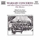 Warsaw Concerto & Other Piano Concertos from the Movies -  CD DCVG The Cheap