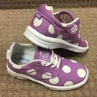 "Vans Kids Shoes ""Iso 1.5"" -- (Dots) African Violet/Whi"