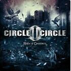 CIRCLE II CIRCLE - REIGN OF DARKNESS USED - VERY GOOD CD