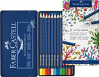 Faber-Castell Aquarellstift ART GRIP Aquarelle 12, 24, 36, 60er Etuis Buntstifte