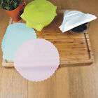 Silicone Wrap Reusable Cling Film Bowl Seal Cover Food Fresh Lid Cup Mat