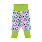 BNWT Baby Girls Maxomorra Owl Baby Trousers NEW Organic Cotton Trousers Pants