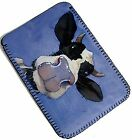 "Blue Cow Cover, Case, Pouch fits Kindle Fire 7 or Fire HD 8 8"" Tablet"