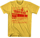 Tower Records West Hollywood Mens Lightweight T-Shirt