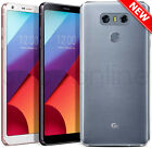 "LG G6 H870DS 64GB (FACTORY UNLOCKED) 5.7"" QHD Dual Sim - Black White Platinum"