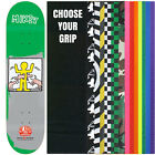ALIEN WORKSHOP KEITH HARING 2 Skateboard Deck MIKE TAYLOR 8.125 with GRIPTAPE